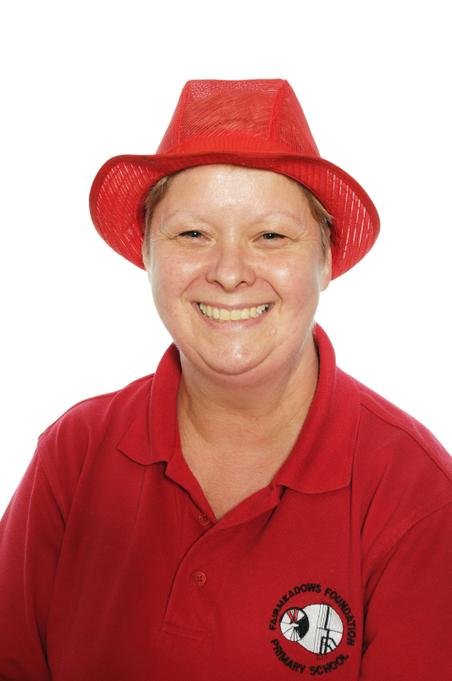 Mrs Wardle - Catering Assistant