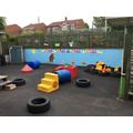Nursery playground