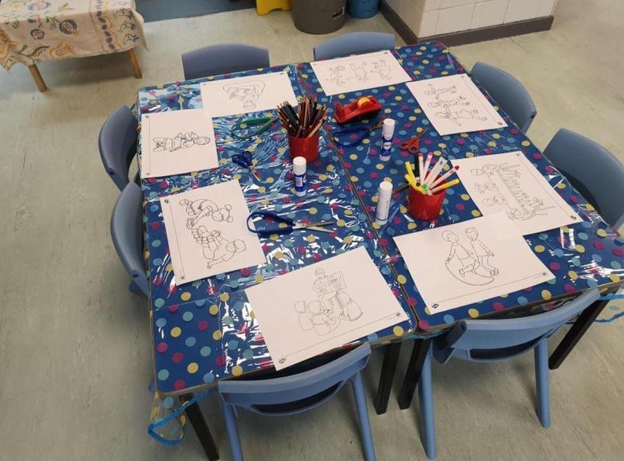 Creative Table