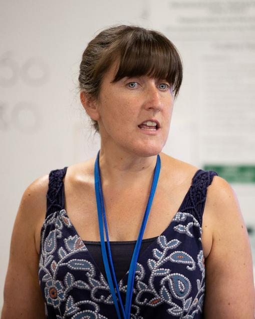 Mrs Borham