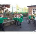 Year 2 excercising