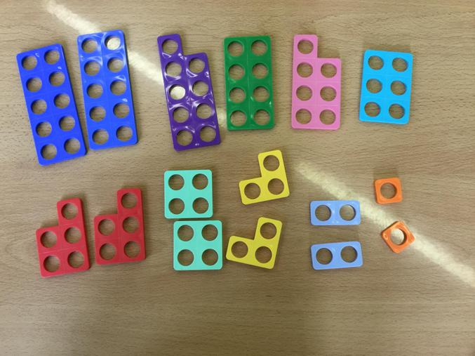Numicon Pack 2  £6.12