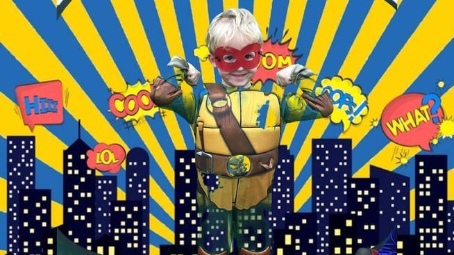 Year R - Super Hero Day