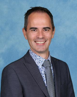 Mr Peart - Headteacher