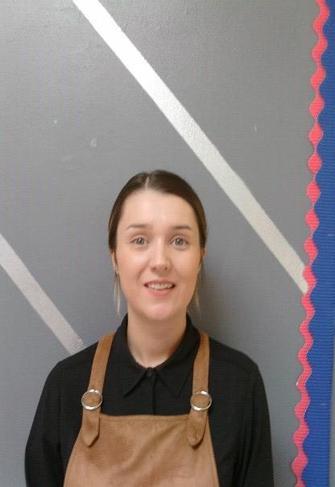 Miss Butcher (Teacher)
