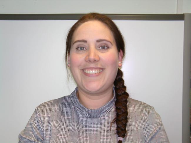 Mrs Mansfield (TA)