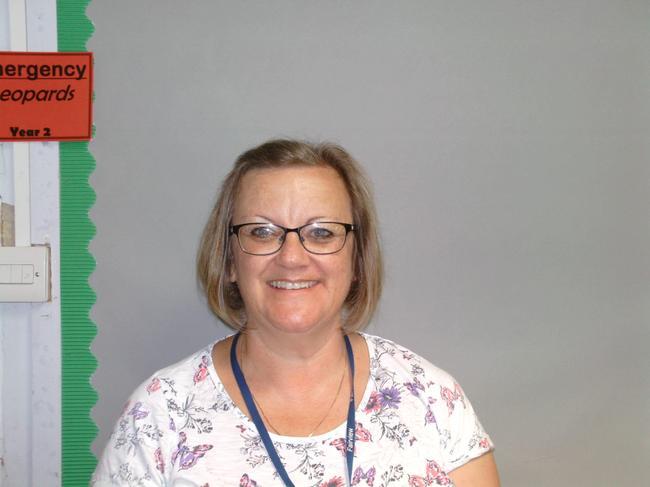 Mrs Stone (TA)