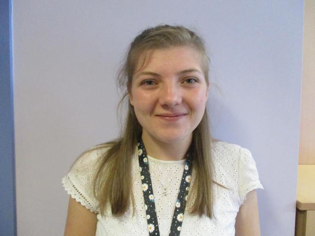 Miss Beth Ryan - Class Teacher