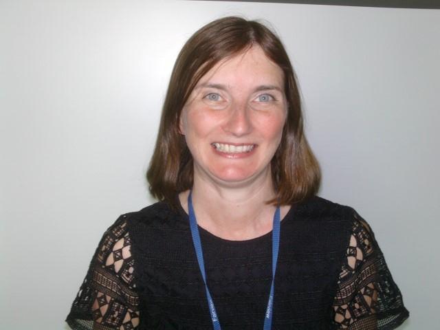 Mrs Allison Alcock - Class Teaching Assistant