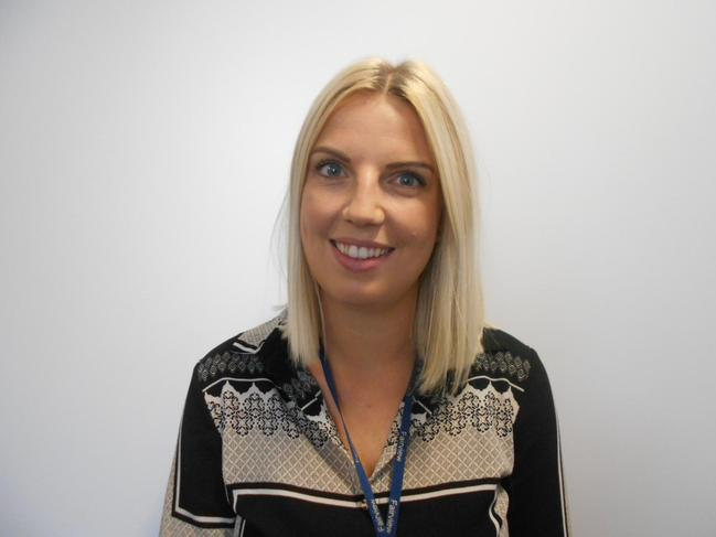 Mrs Stockbridge - Class Teacher