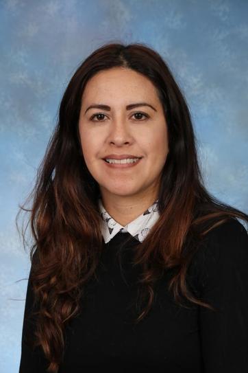 Mrs Priestley - Spanish teacher