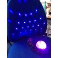 Disco light ready!