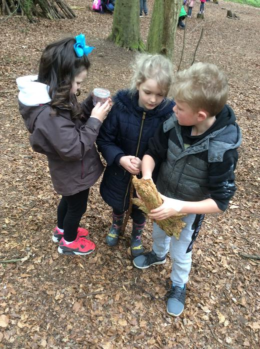 We searched in logs and put the bugs into a pot