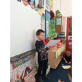 Being brave and reading out aloud