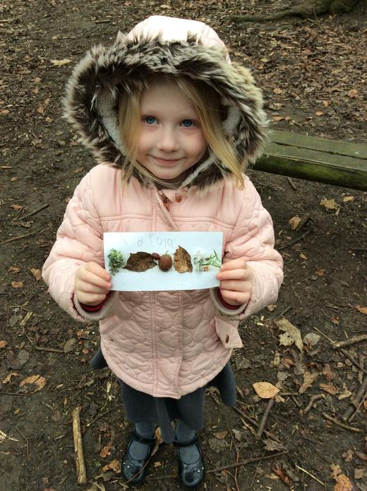 'This will help hedgehog see what winter is like.'