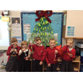 We hope you like our tree decorations!