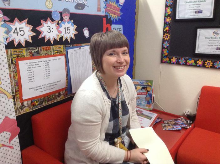 Mrs Melissa Winterton Teaching Assistant, Playlead