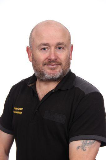 Mr Stephen Lawson - Site Manager