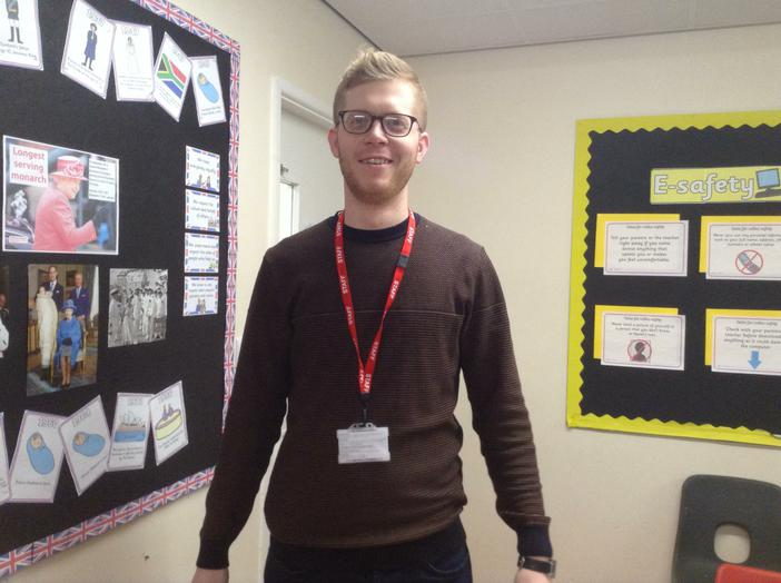 Mr Adam Jevons-Newman - Key Stage 2 Leader