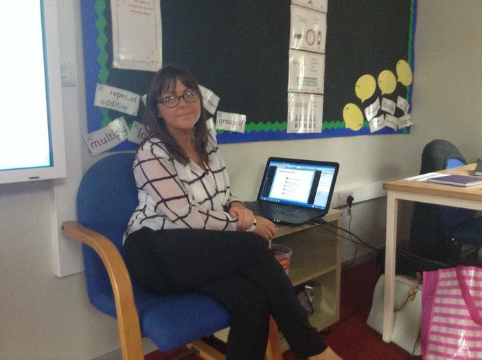 Miss Natalie Neale- Class Teacher
