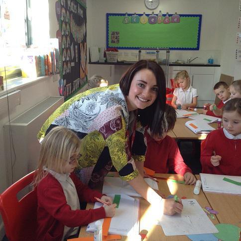 Mrs Jade Liddle- Class Teacher