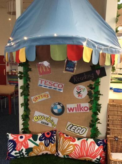 Our Lovely Reading Area