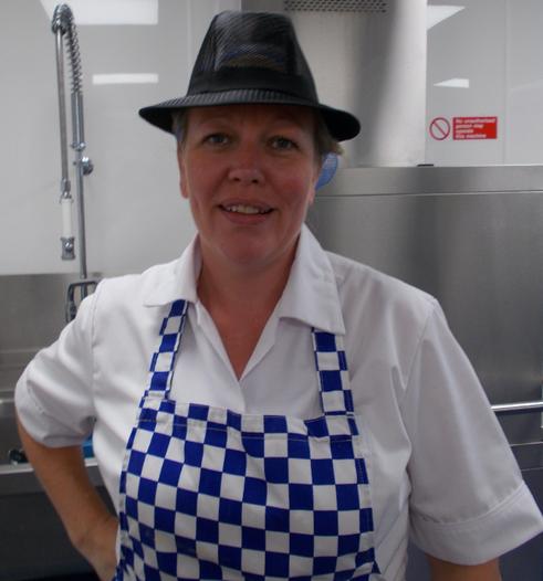 Mrs Jolene Hopkinson - Assistant Cook