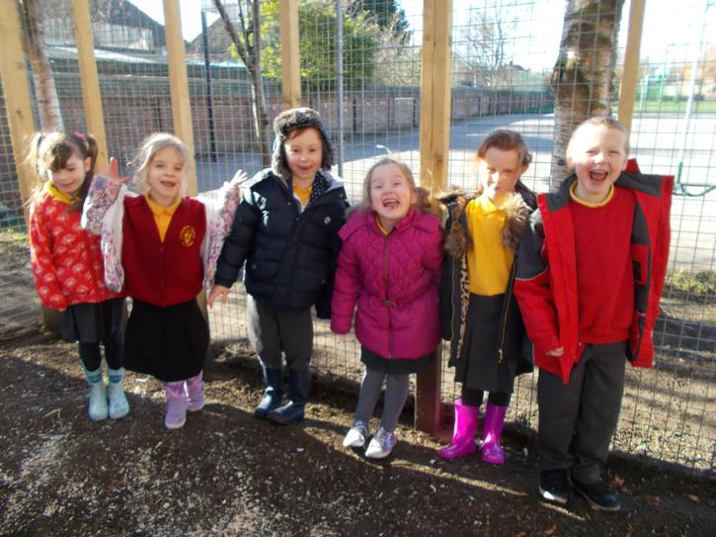 'Let us out Mrs Fletcher!'