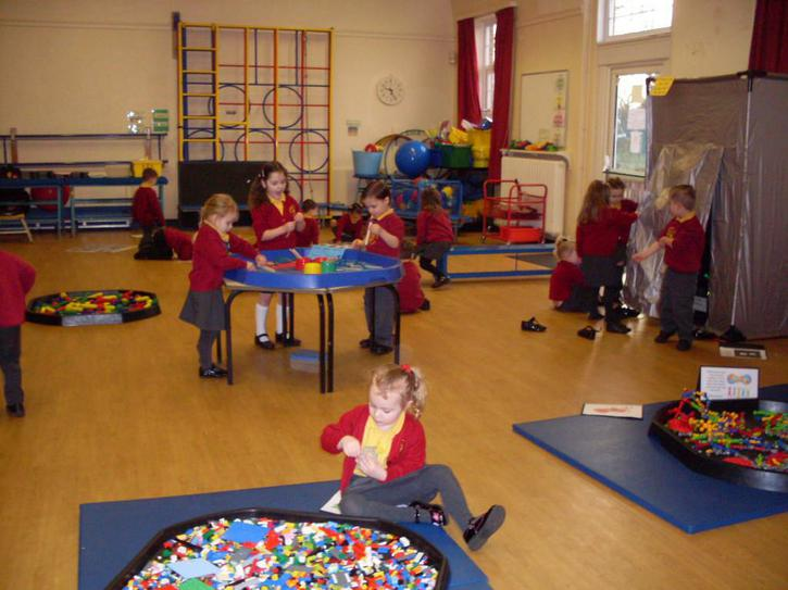 Lots to do in the 'Finding Out Factory'.