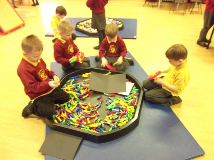 Working together, designing and making