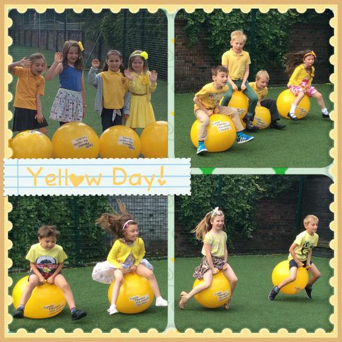 Yellow races!