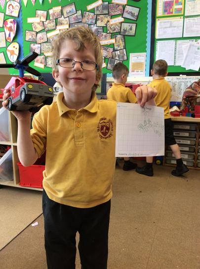 Look at this lovely writing!