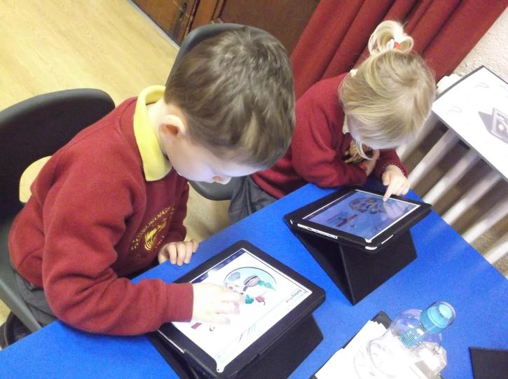 Looking at Learnpads