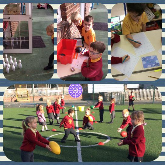 Subtraction, writing and rugby.