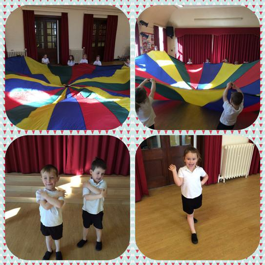 Another great PE lesson!