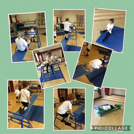 Using larger apparatus in PE 2