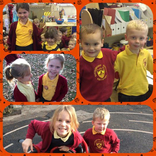 Buddy swap with Room 14 (Year 2)