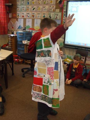 Do you like Joseph's  multicoloured coat ?