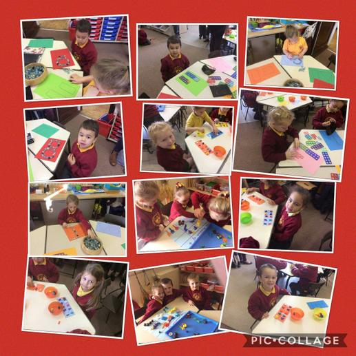 Maths fun in Room 2