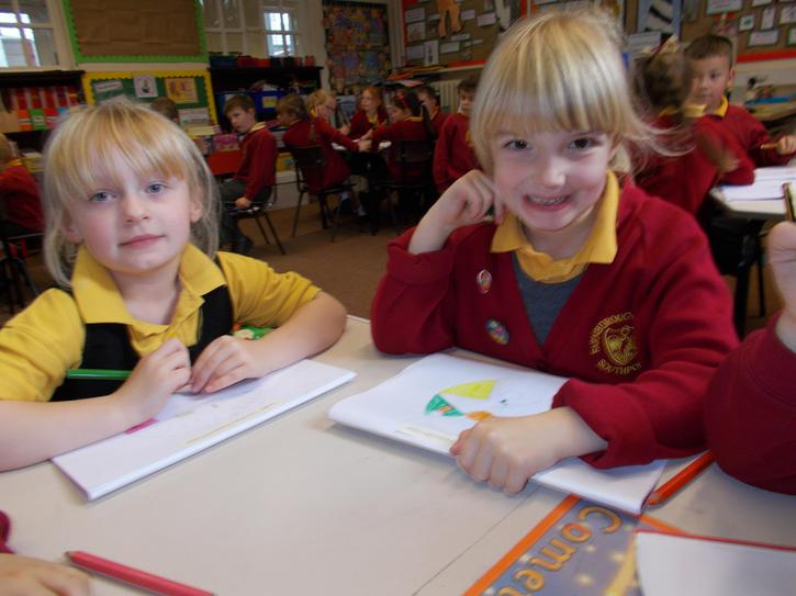 Writing about healthy eating