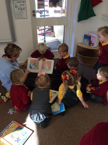 We love sharing stories!