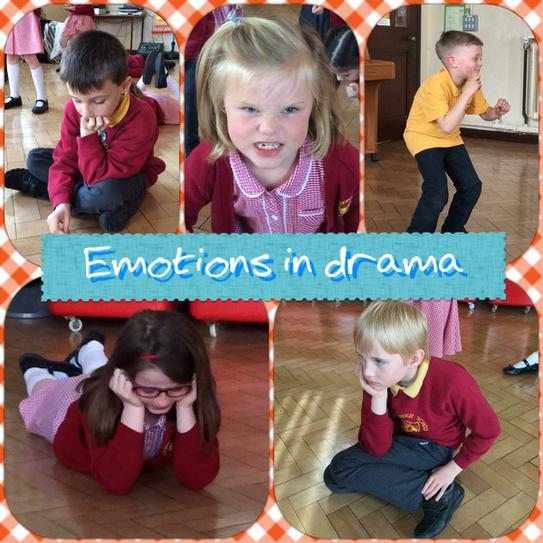 Fabulous acting from Room 13!