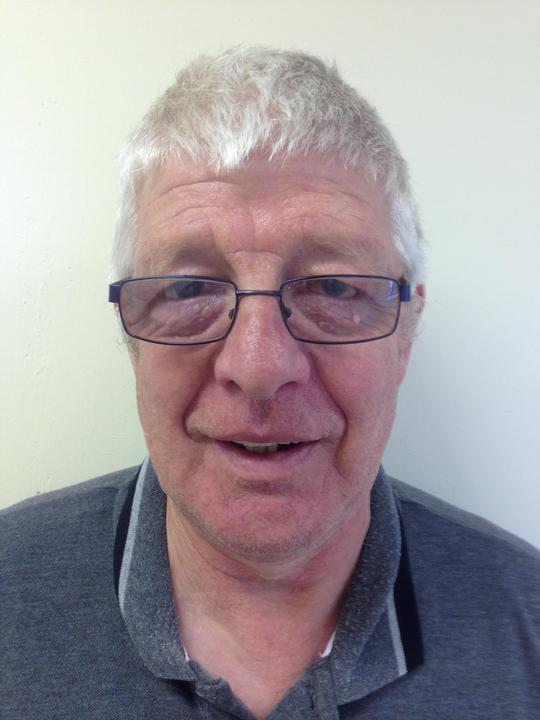 Mr Rod Bolton - Caretaker/Cleaner