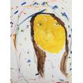 Self-portrait by Florence Mawdsley FRJS 2019