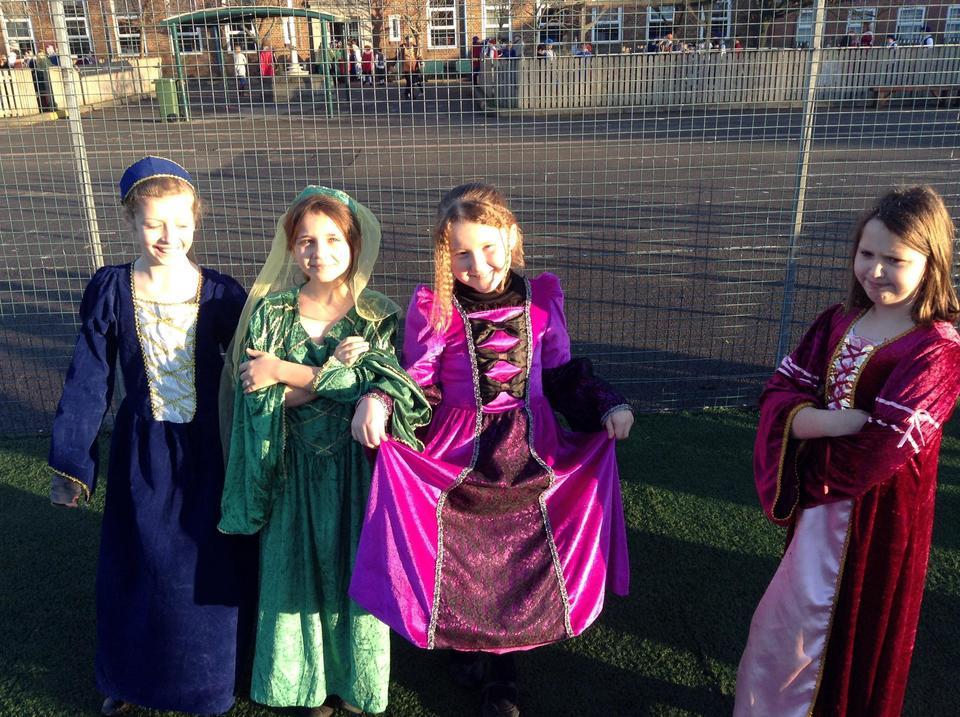 Tudor Day 2016!
