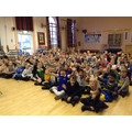 Y3 Praise Assembly Children in Need