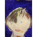 Self-Portrait by Pijus Bernotas, FRJS, 2021.