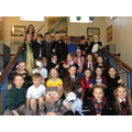 5.3 getting into the spirit of world book Day