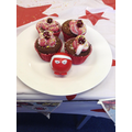 Comic Relief Bake Off 2015