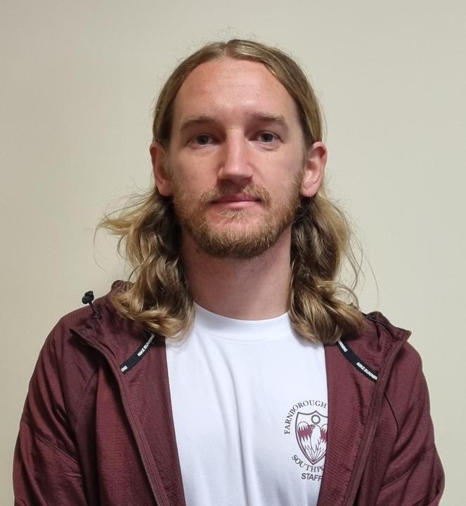 Mr D Shaw - Sports Apprentice